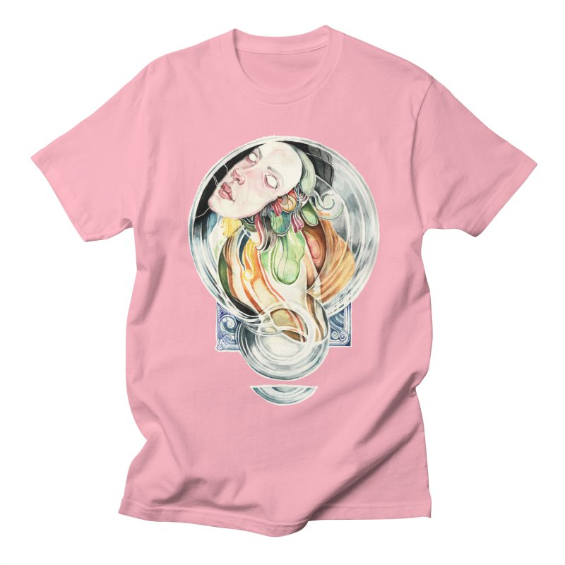 The Hourglass Men's T-shirt by tolagunestro's Artist Shop