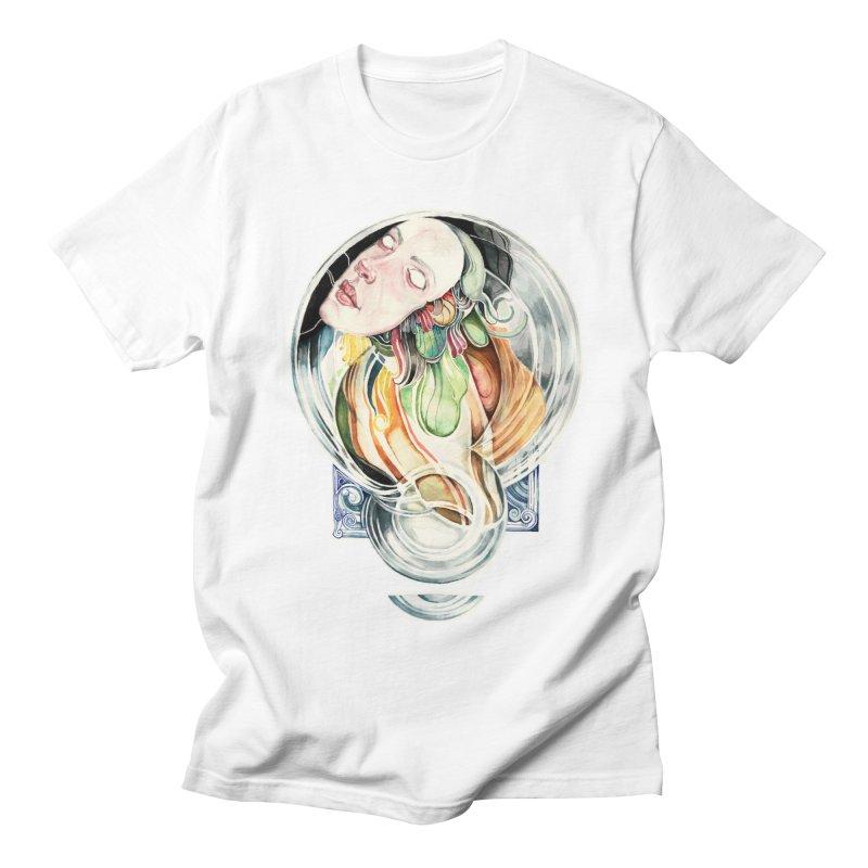 The Hourglass Men's Regular T-Shirt by tolagunestro's Artist Shop