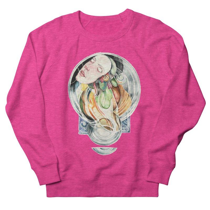 The Hourglass Women's Sweatshirt by tolagunestro's Artist Shop