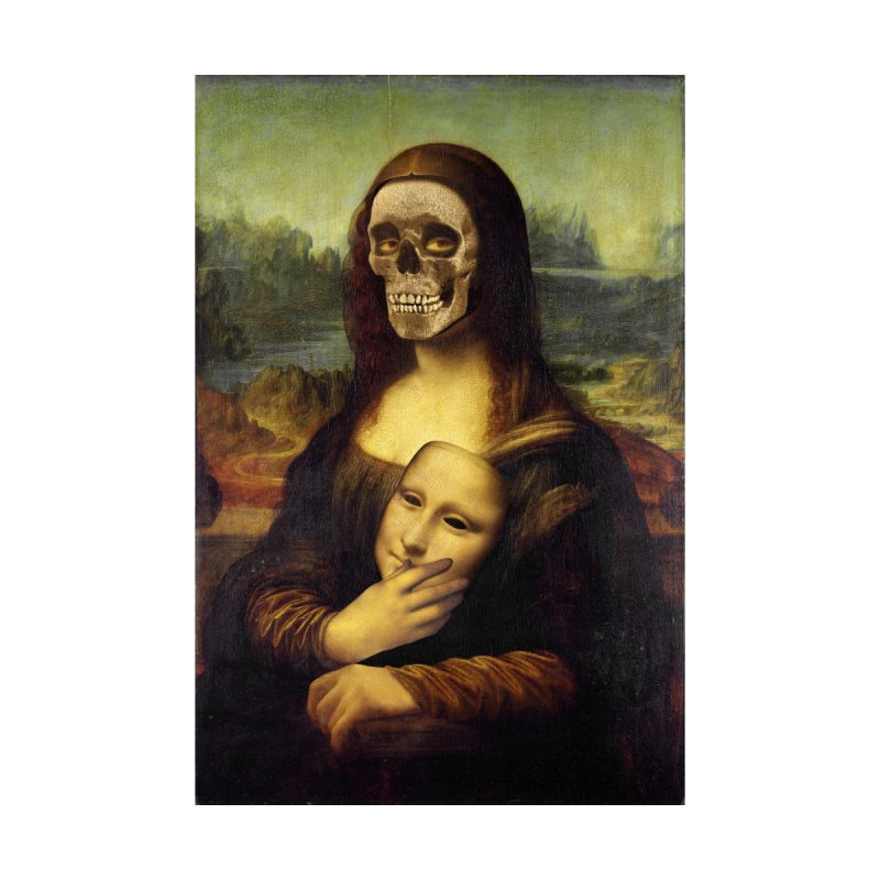 Bona Lisa by Tom Burns