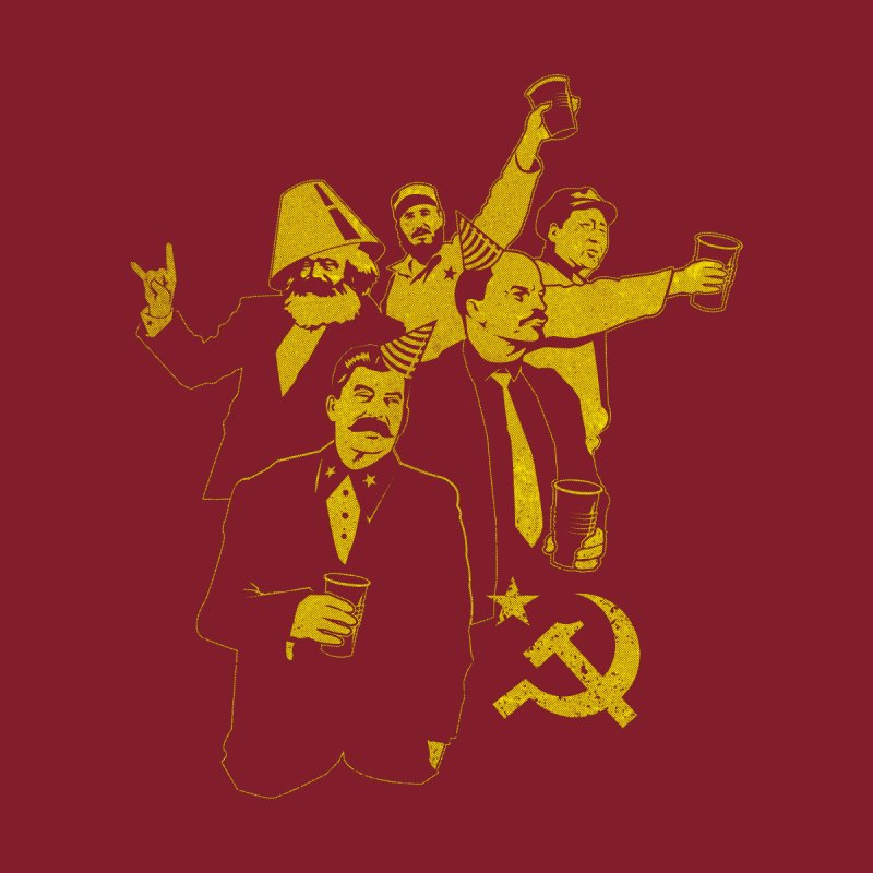 The Communist Party Variant by Tom Burns