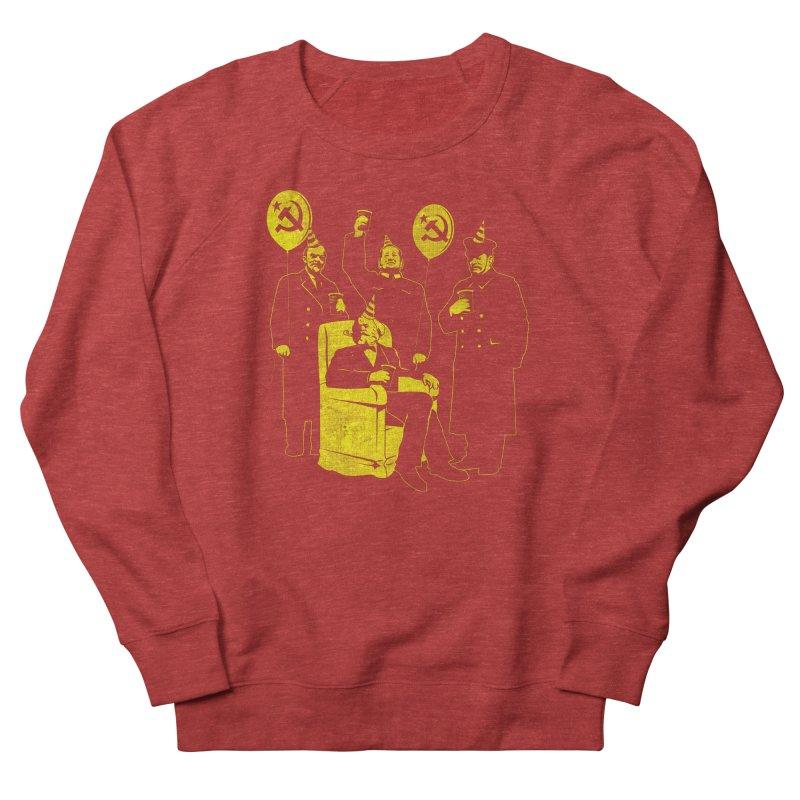 The Communist Party III: The Communing Women's Sweatshirt by Tom Burns