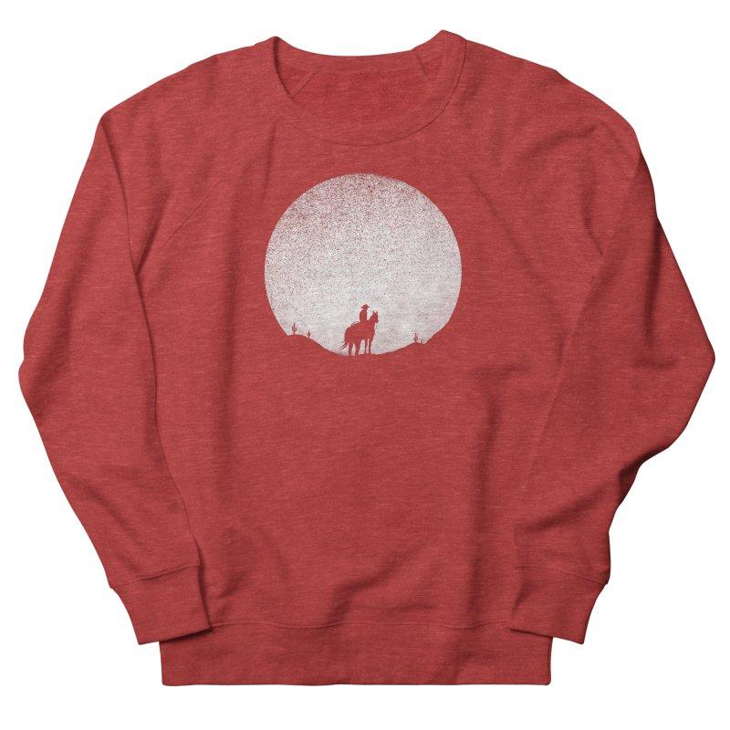 The Rising Sunset Women's Sweatshirt by Tom Burns
