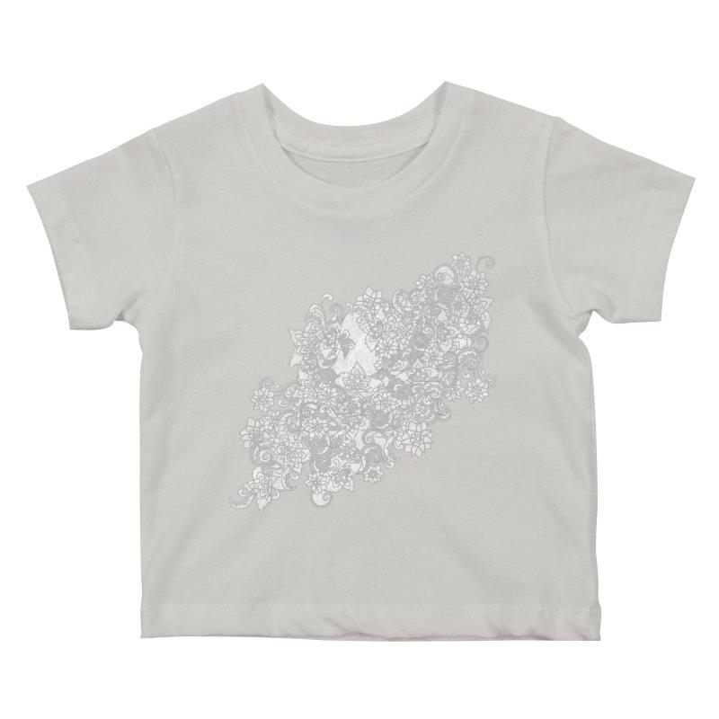 1975 Kids Baby T-Shirt by Tom Burns
