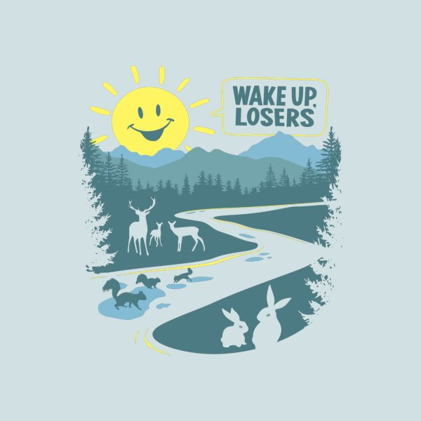 image for Wake Up Losers