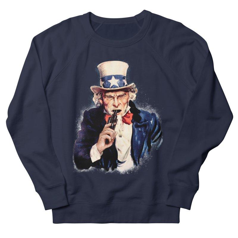 Uncle Sham Women's Sweatshirt by Tom Burns