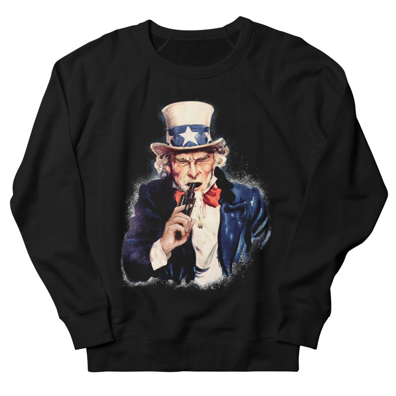 Uncle Sham Men's Sweatshirt by Tom Burns