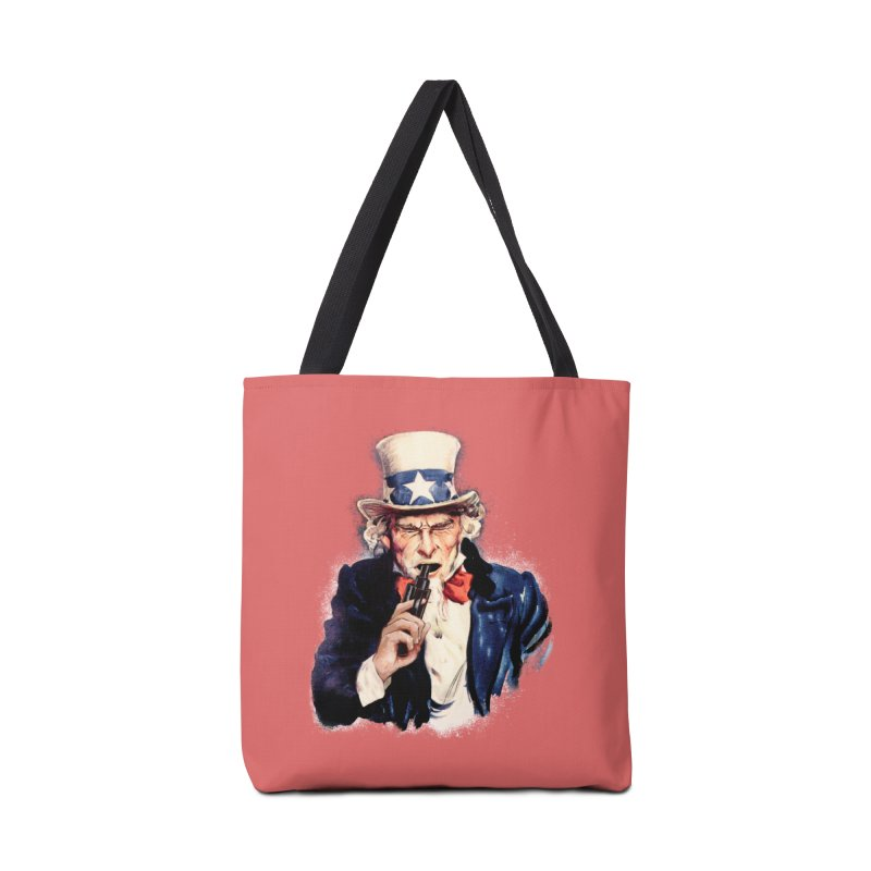 Uncle Sham Accessories Bag by Tom Burns