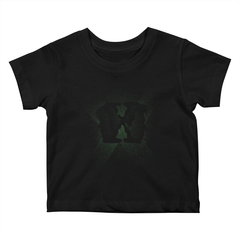Special Agents Kids Baby T-Shirt by Tom Burns