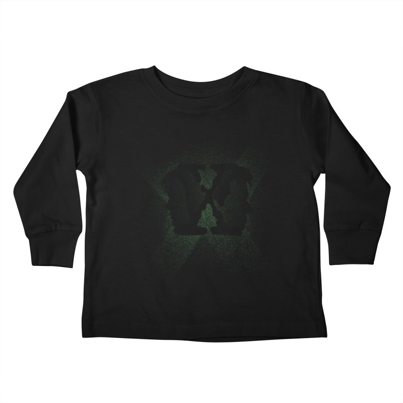 Special Agents Kids Toddler Longsleeve T-Shirt by Tom Burns