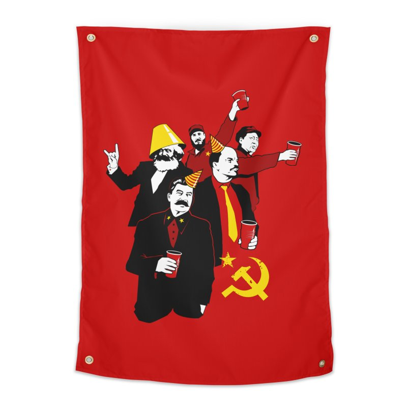 The Communist Party Variant in Tapestry by Tom Burns