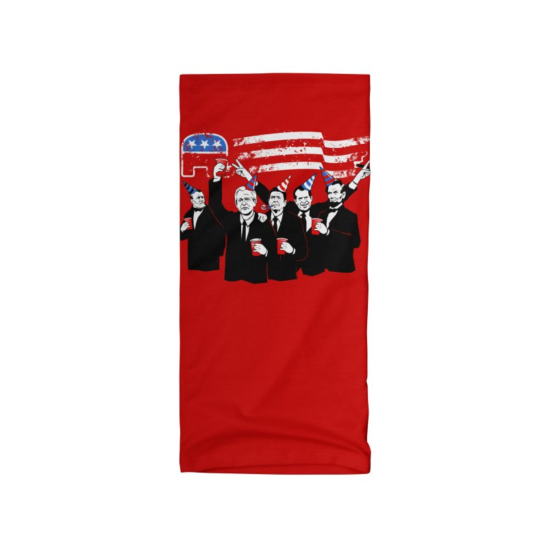 The Republican Party Accessories Neck Gaiter by Tom Burns