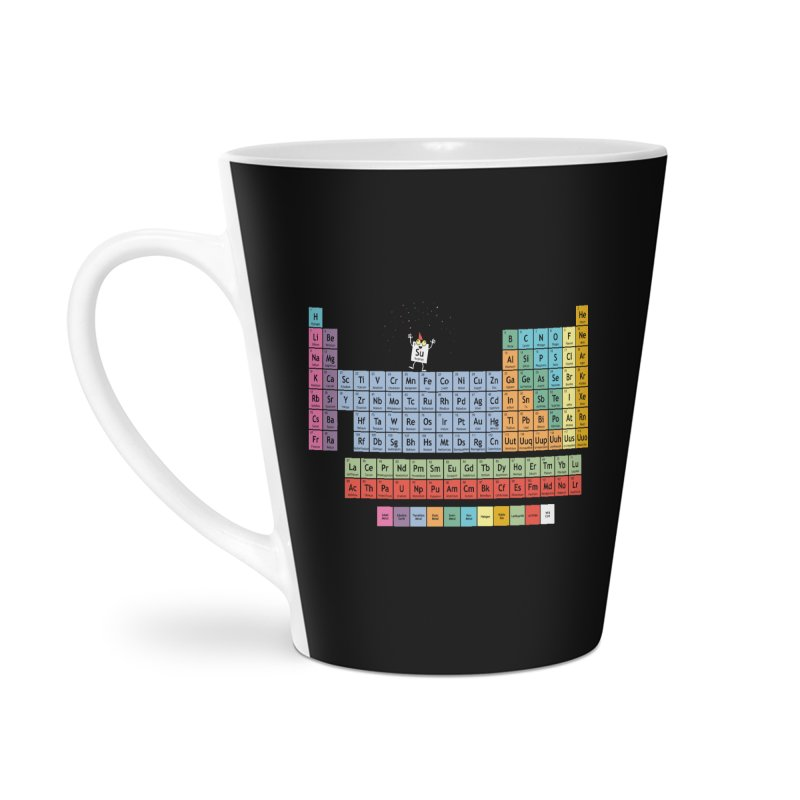 The Element of Surprise Accessories Mug by Tom Burns