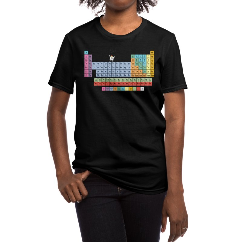 The Element of Surprise Women's T-Shirt by Tom Burns