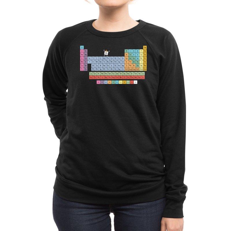 The Element of Surprise Women's Sweatshirt by Tom Burns