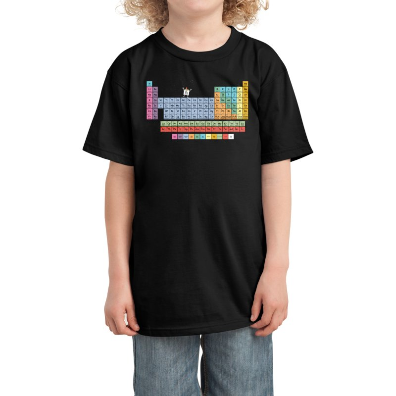 The Element of Surprise Kids T-Shirt by Tom Burns