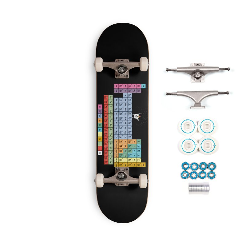 The Element of Surprise Accessories Skateboard by Tom Burns