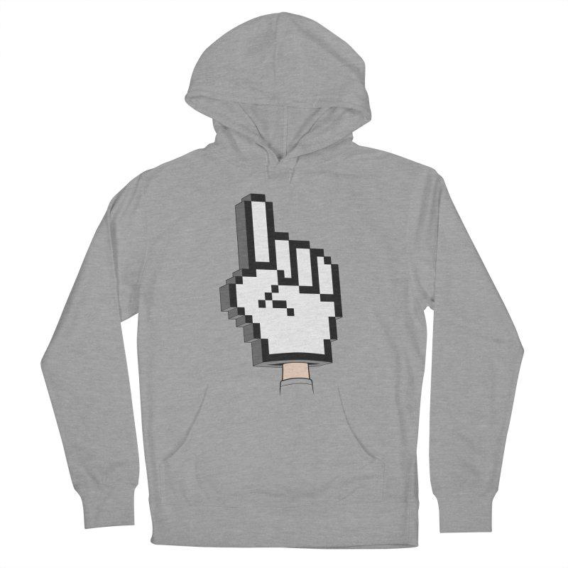 Team Internet Men's Pullover Hoody by Tom Burns