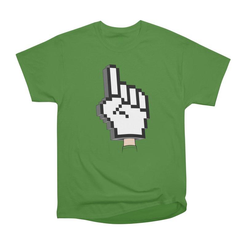 Team Internet Women's Classic Unisex T-Shirt by Tom Burns