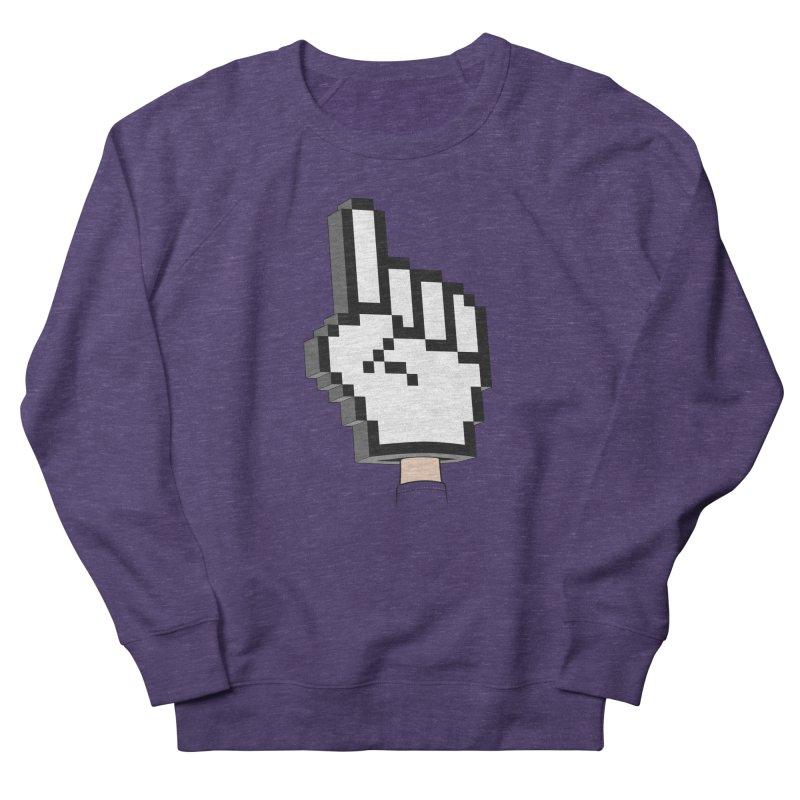 Team Internet Women's Sweatshirt by Tom Burns