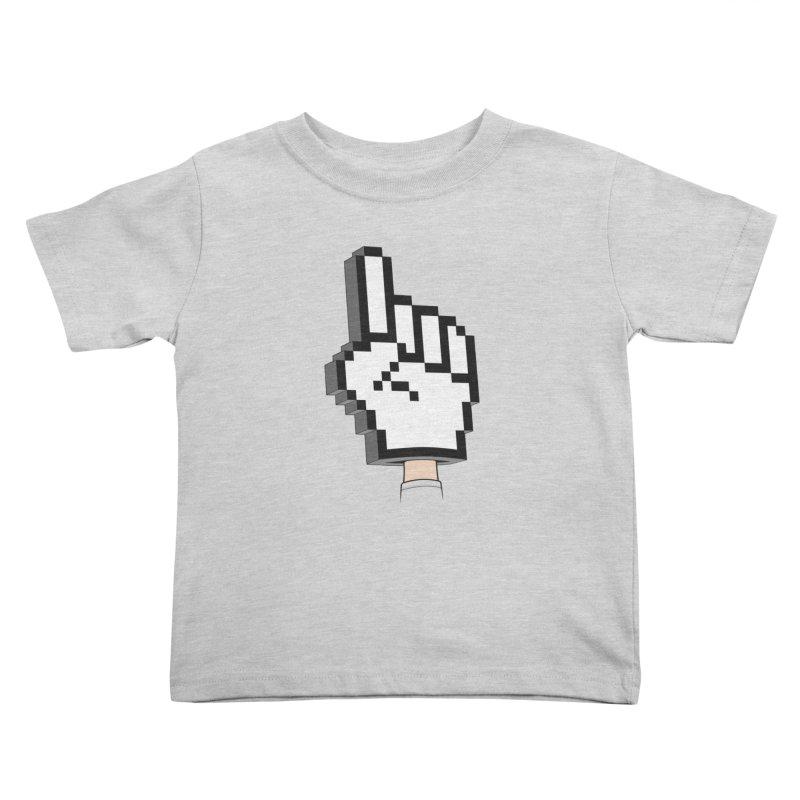 Team Internet Kids Toddler T-Shirt by Tom Burns