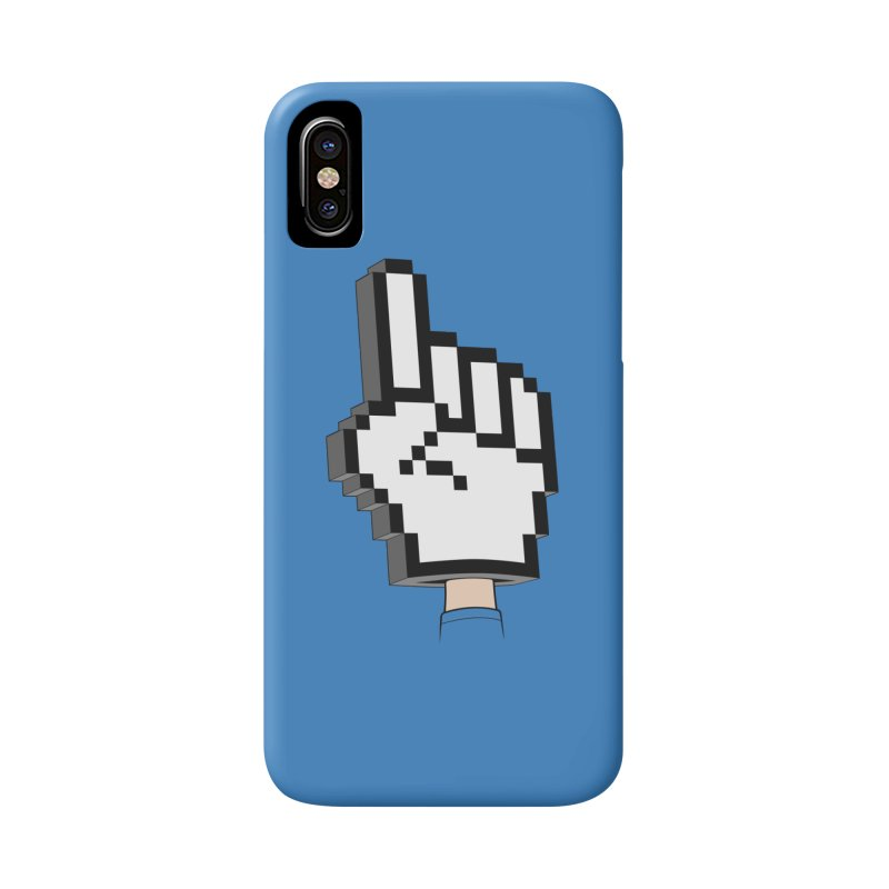 Team Internet Accessories Phone Case by Tom Burns
