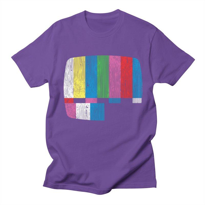 Test Pattern Women's Unisex T-Shirt by Tom Burns