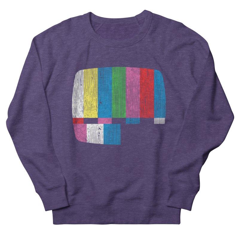 Test Pattern Women's Sweatshirt by Tom Burns