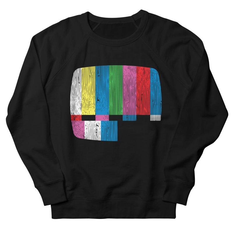Test Pattern Men's Sweatshirt by Tom Burns