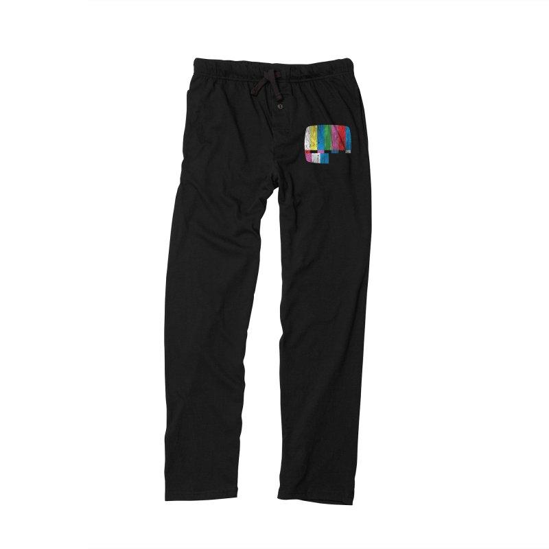 Test Pattern Men's Lounge Pants by Tom Burns