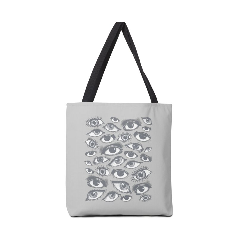 The Eyes Have It Accessories Bag by Tom Burns