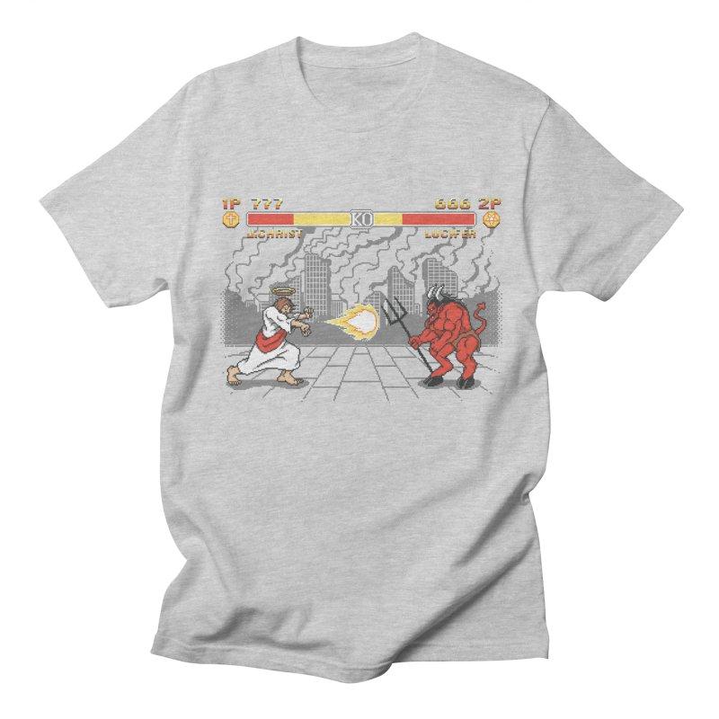 The Final Battle Men's T-Shirt by Tom Burns