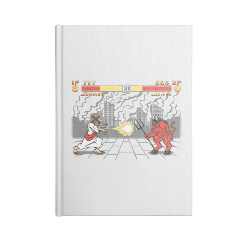 The Final Battle Accessories Notebook by Tom Burns
