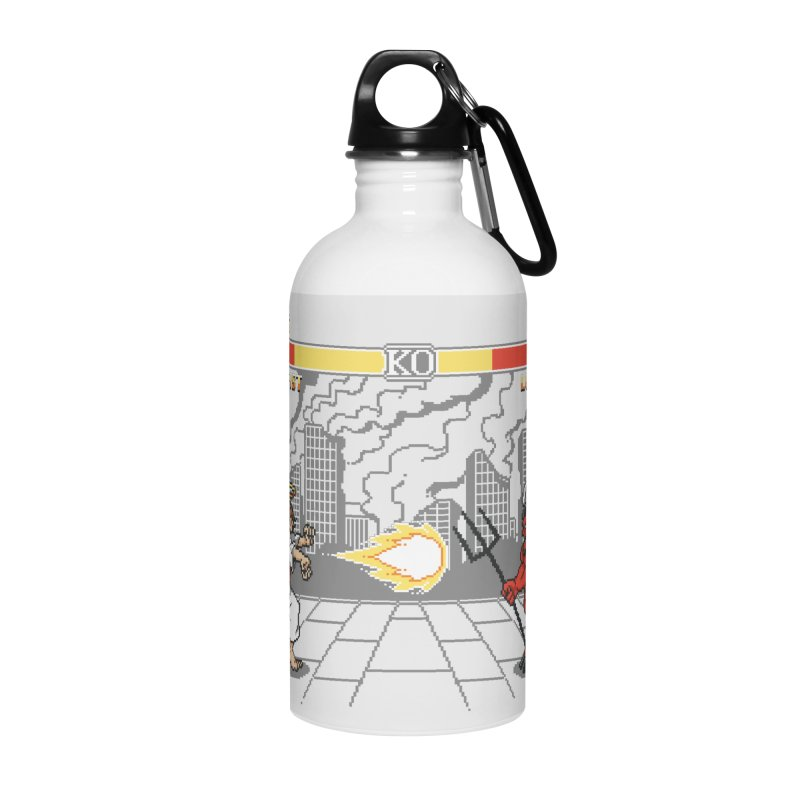 The Final Battle Accessories Water Bottle by Tom Burns