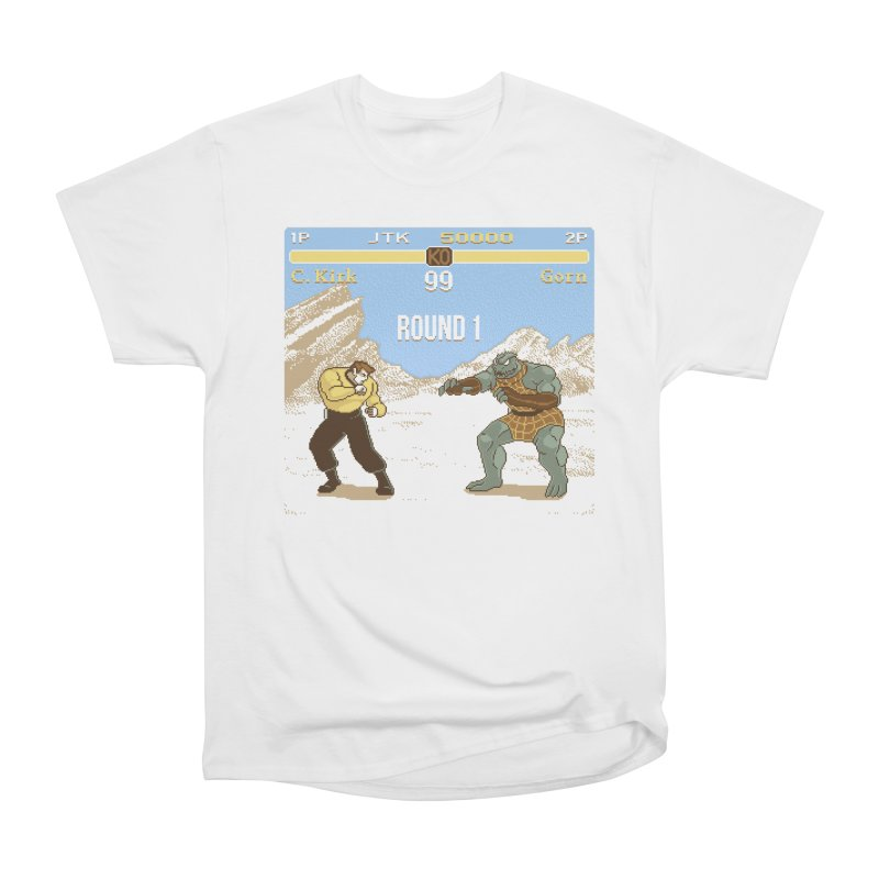 Arena Fighter Men's Heavyweight T-Shirt by Tom Burns