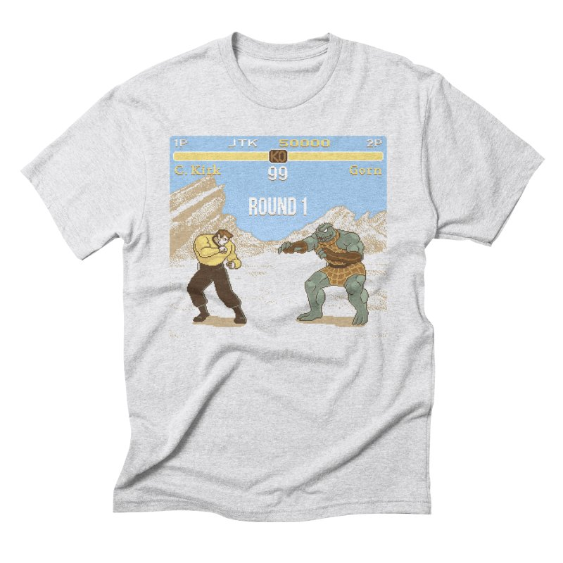Arena Fighter Men's Triblend T-Shirt by Tom Burns