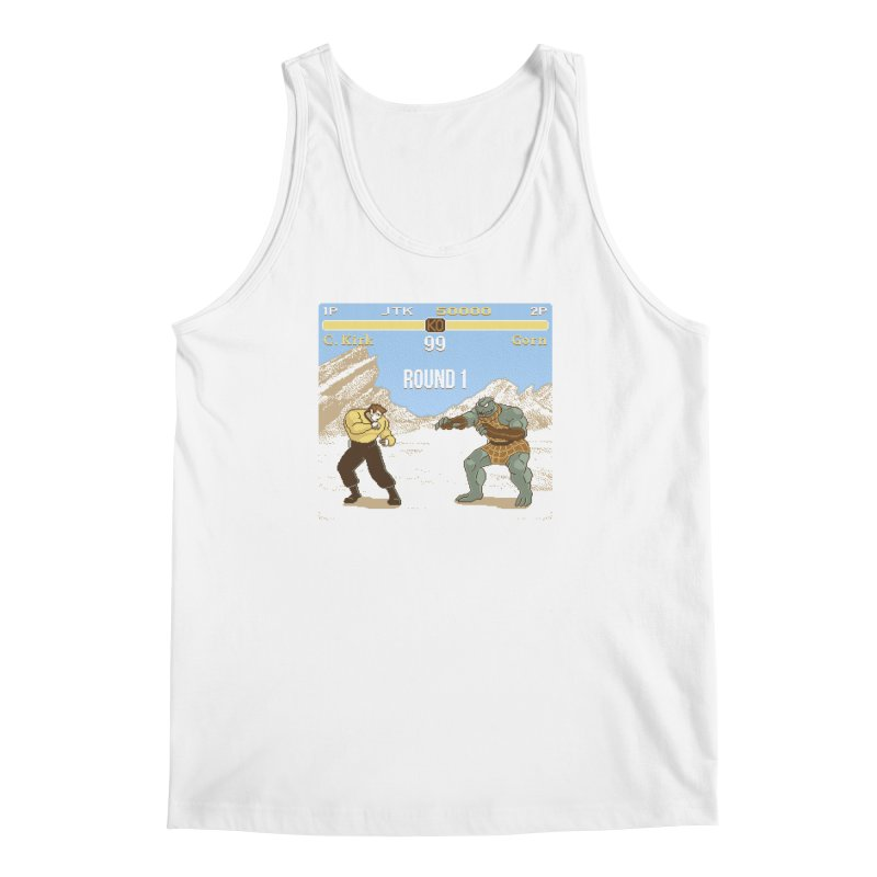 Arena Fighter Men's Tank by Tom Burns