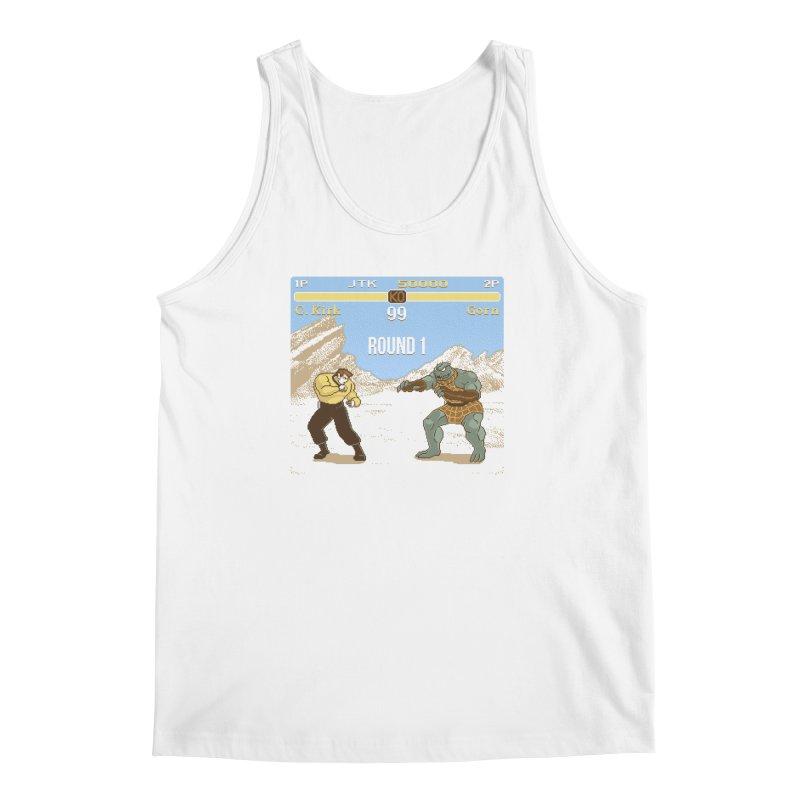 Arena Fighter Men's Tank by Tom Burns