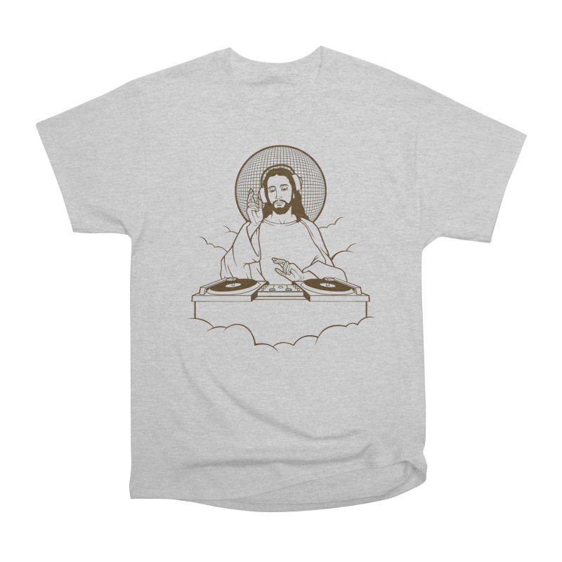 WWDJJD? Men's Heavyweight T-Shirt by Tom Burns