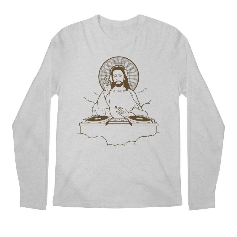 WWDJJD? Men's Longsleeve T-Shirt by Tom Burns