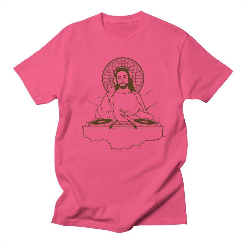 WWDJJD? Women's Regular Unisex T-Shirt by Tom Burns