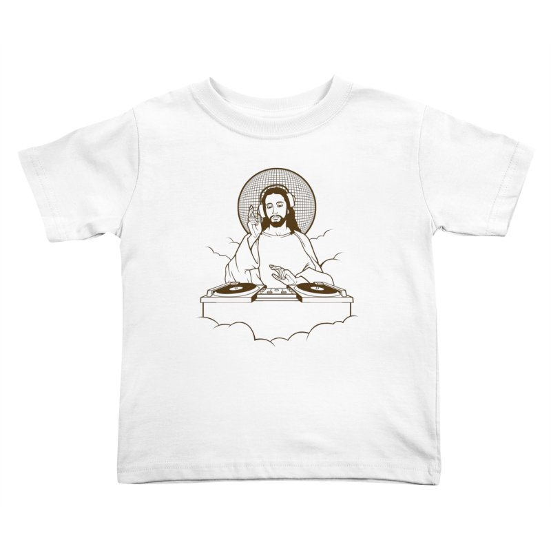 WWDJJD? Kids Toddler T-Shirt by Tom Burns