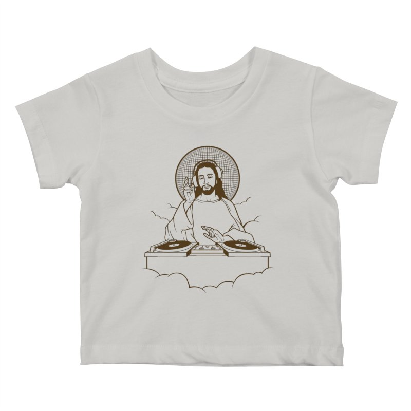 WWDJJD? Kids Baby T-Shirt by Tom Burns