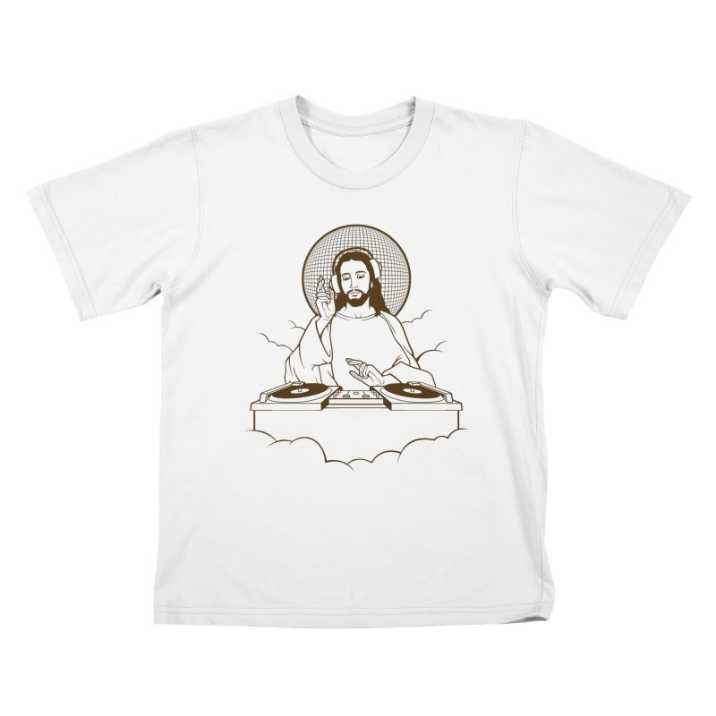 WWDJJD? Kids T-Shirt by Tom Burns