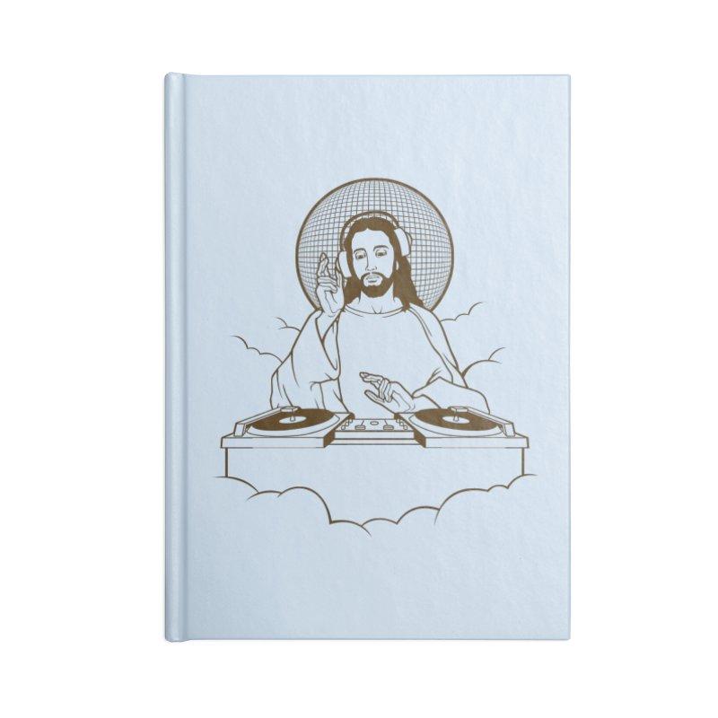 WWDJJD? Accessories Notebook by Tom Burns