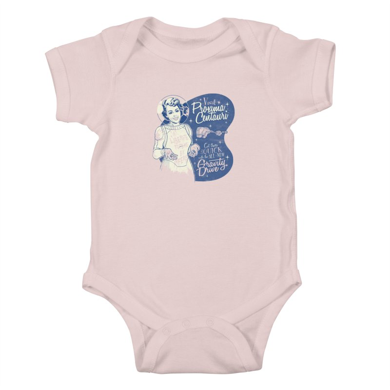 You Don't Need Eyes To See Kids Baby Bodysuit by Tom Burns
