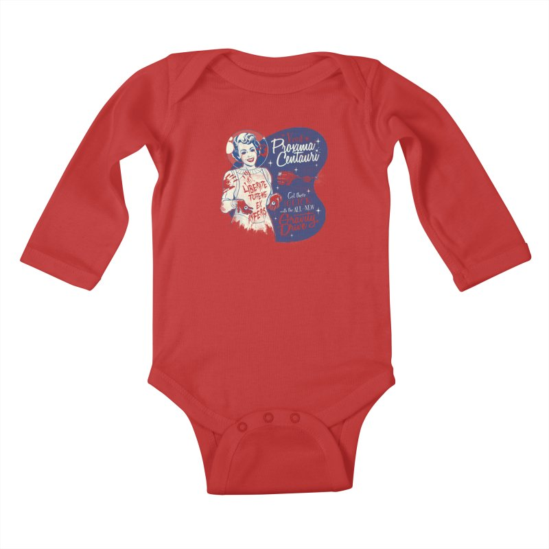 You Don't Need Eyes To See Kids Baby Longsleeve Bodysuit by Tom Burns