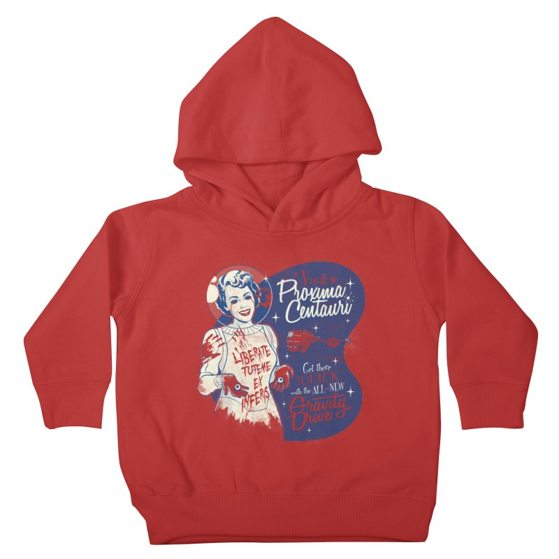You Don't Need Eyes To See Kids Toddler Pullover Hoody by Tom Burns