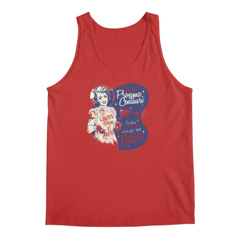 You Don't Need Eyes To See Men's Tank by Tom Burns