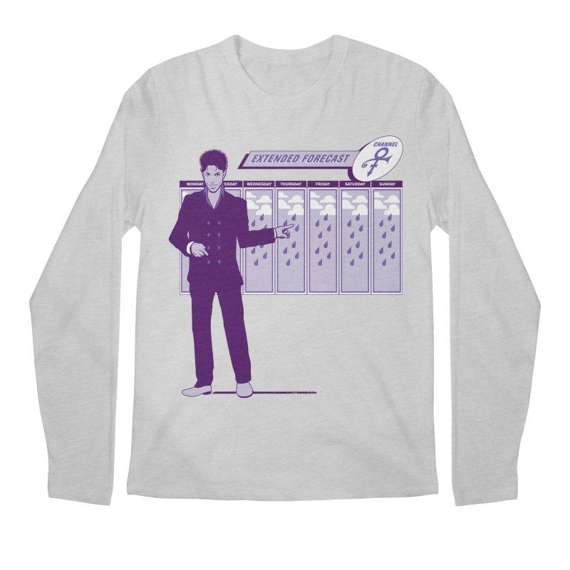 Extended Forecast Men's Regular Longsleeve T-Shirt by Tom Burns